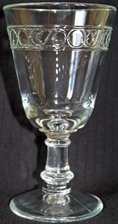 ABSINTHE GLASS VOLUTE