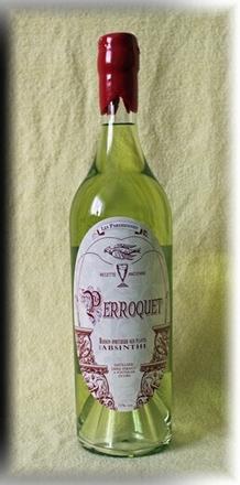Absinthe perroquet www absinthe dealer com for Cocktail perroquet