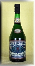 ABSINTHE TOULOUSE LAUTREC CHRISTMAS EDITION BARRIQUE
