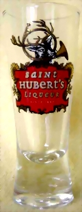 GLASS ST. HUBERT`S