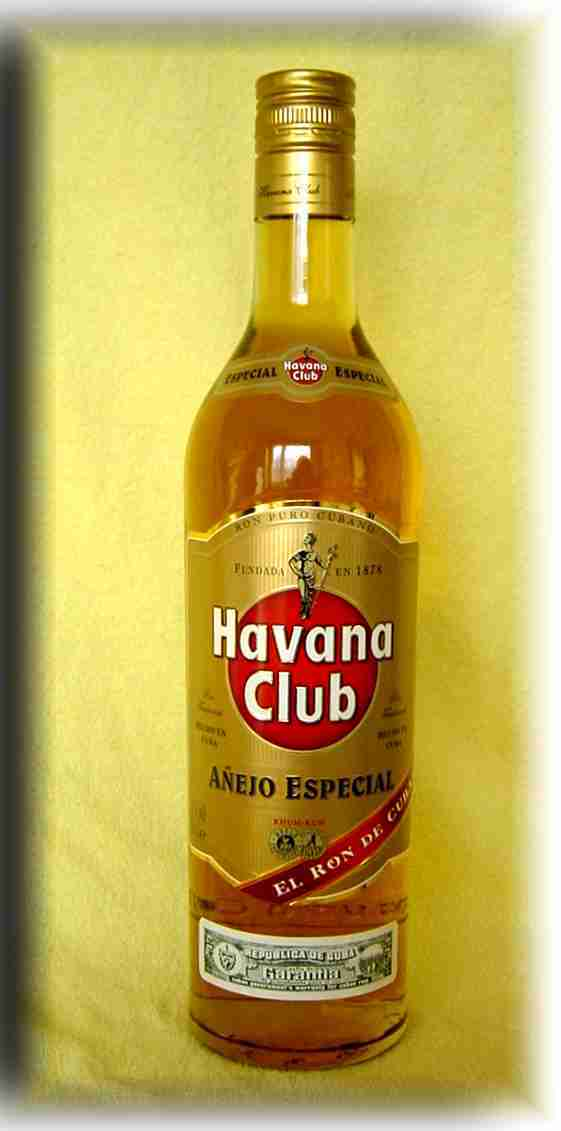 HAVANA CLUB RUM from CUBA - WWW.