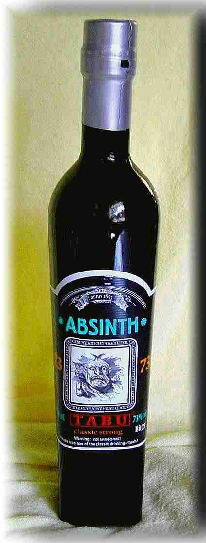 TABU CLASSIC STRONG ABSINTHE